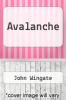 cover of Avalanche