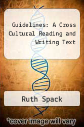 Cover of Guidelines: A Cross Cultural Reading and Writing Text 2 (ISBN 978-0312101527)