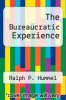 cover of The Bureaucratic Experience
