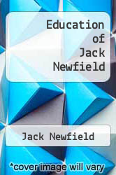 Cover of Education of Jack Newfield EDITIONDESC (ISBN 978-0312237394)