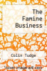 cover of The Famine Business