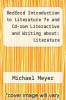 cover of Bedford Introduction to Literature 7e and Cd-rom Literactive and Writing about: Literature (7th edition)