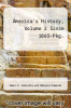 cover of America`s History, Volume 2 Since 1865-Pkg. (6th edition)
