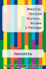 America: Concise History, Volume 1-Package by Henretta - ISBN 9780312488154