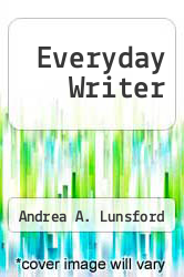 Cover of Everyday Writer 4 (ISBN 978-0312538774)