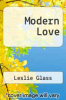 cover of Modern Love (1st edition)