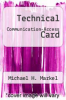 cover of Technical Communication-Access Card (9TH 10)