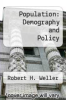 cover of Population: Demography and Policy