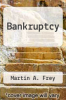 cover of Bankruptcy (2nd edition)