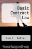 cover of Basic Contract Law (4th edition)