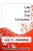 cover of Law and the Consumer