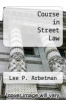 cover of Course in Street Law (4th edition)