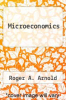 cover of Microeconomics (2nd edition)
