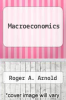 cover of Macroeconomics (2nd edition)