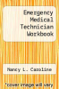 cover of Emergency Medical Technician Workbook (3rd edition)