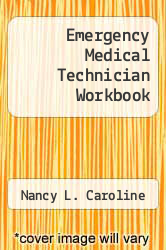 Cover of Emergency Medical Technician Workbook 3RD 91 (ISBN 978-0316128872)