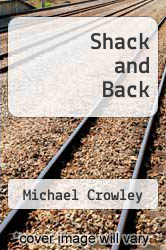 Cover of Shack and Back 1 (ISBN 978-0316162319)