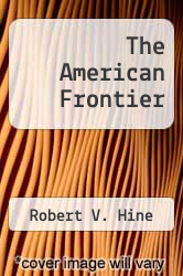 Cover of The American Frontier EDITIONDESC (ISBN 978-0316364409)