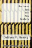 cover of Business Law for New Century