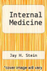 cover of Internal Medicine