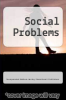 cover of Social Problems (7th edition)