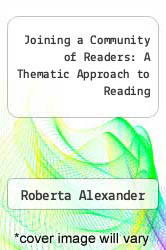 Cover of Joining a Community of Readers: A Thematic Approach to Reading 2 (ISBN 978-0321051004)