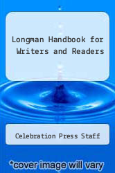 Cover of Longman Handbook for Writers and Readers 2 (ISBN 978-0321064929)