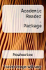 Academic Reader - Package by Mcwhorter - ISBN 9780321464835