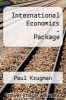 International Economics - Package by Paul Krugman - ISBN 9780321595645