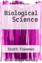 Cover of Biological Science 4 (ISBN 978-0321598196)