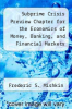 cover of Subprime Crisis Preview Chapter for the Economics of Money, Banking, and Financial Markets (9th edition)