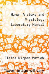 Cover of Human Anatomy and Physiology Laboratory Manual 9 (ISBN 978-0321651389)