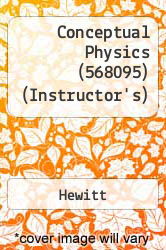 Cover of Conceptual Physics 11 (ISBN 978-0321662637)