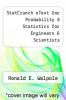 cover of StatCrunch eText for Probability & Statistics for Engineers & Scientists (9th edition)
