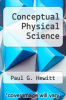 Cover of Conceptual Physical Science 5th edition