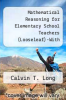cover of Mathematical Reasoning for Elementary School Teachers (Looseleaf)-With Access (6th edition)