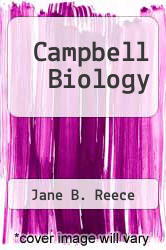 Cover of Campbell Biology 7 (ISBN 978-0321773296)