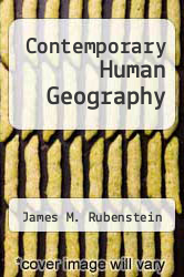 Cover of Contemporary Human Geography 2 (ISBN 978-0321819765)