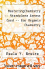 cover of MasteringChemistry -- Standalone Access Card -- for Organic Chemistry (7th edition)