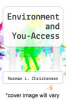 cover of Environment and You-Access (13)