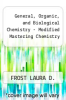 cover of Modified MasteringChemistry with Pearson eText-- Standalone Access Card -- for General, Organic, and Biological Chemistry (2nd edition)