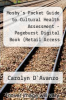 cover of Mosby`s Pocket Guide to Cultural Health Assessment - Pageburst Digital Book (Retail Access Card) (4th edition)