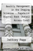 cover of Quality Management in the Imaging Sciences - Pageburst Digital Book (Retail Access Card) (4th edition)