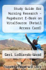 cover of Study Guide for Nursing Research - Pageburst E-Book on VitalSource (Retail Access Card) (8th edition)
