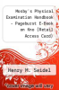 cover of Mosby`s Physical Examination Handbook - Pageburst E-Book on Kno (Retail Access Card) (7th edition)