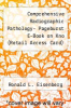 cover of Comprehensive Radiographic Pathology- Pageburst E-Book on Kno (Retail Access Card) (5th edition)