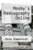 cover of Mosby`s Radiography Online (6th edition)