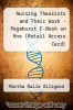 cover of Nursing Theorists and Their Work - Pageburst E-Book on Kno (Retail Access Card) (7th edition)