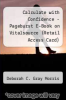 cover of Calculate with Confidence - Pageburst E-Book on Vitalsource (Retail Access Card) (6th edition)