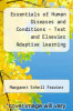 cover of Essentials of Human Diseases and Conditions - Text and Elsevier Adaptive Learning Package (6th edition)